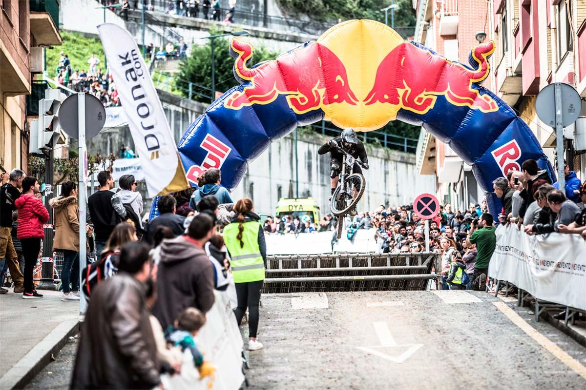 La sexta edición del Bilbao Downhill queda suspendida por falta de apoyo económico